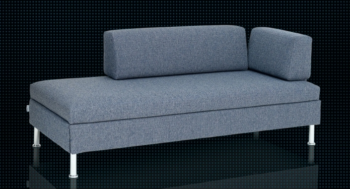 Swiss Plus Schlafcouch Singolo